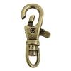 Swivel Clips 40mm Antique Brass Lead Safe